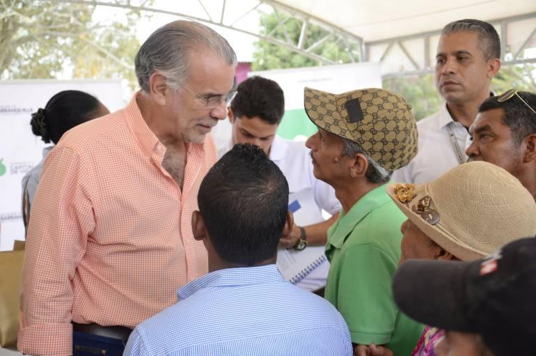 Gobernadores buscan en La Guajira el respaldo a la RAP Caribe