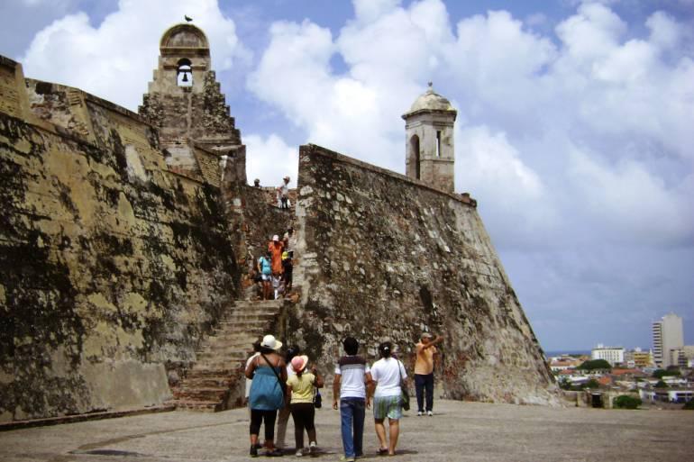 En Cartagena de Indias una semana de receso con pocos turistas: En Cartagena de Indias una semana de receso con pocos turistas