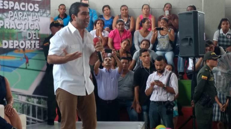 Alcalde de Barranquilla, Alejandro Char