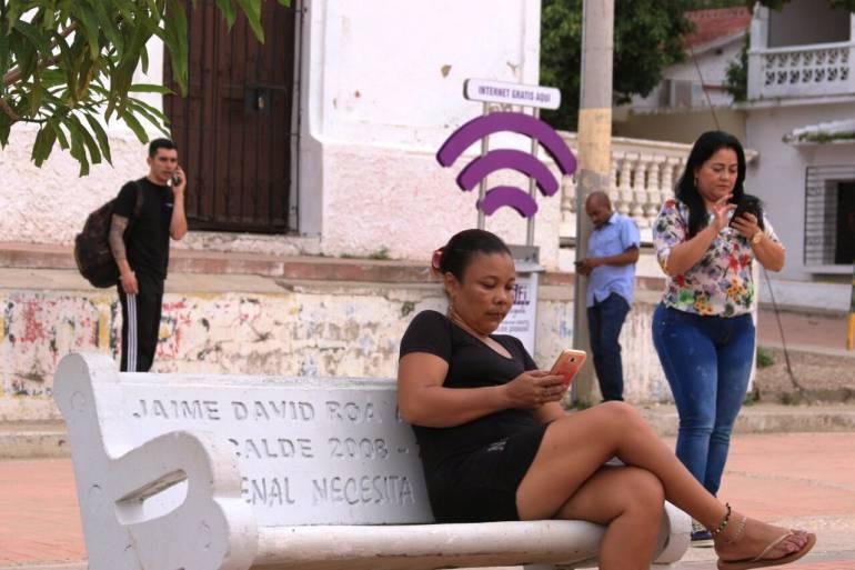 Departamento de Bolívar ya tiene 23 Zonas WiFi Gratis para la Gente: Departamento de Bolívar ya tiene 23 Zonas WiFi Gratis para la Gente