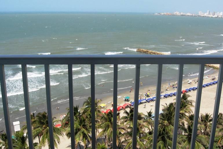Ocupación hotelera en Cartagena bajó cerca del 7%, en semana de receso: Ocupación hotelera en Cartagena bajó cerca del 7%, en semana de receso