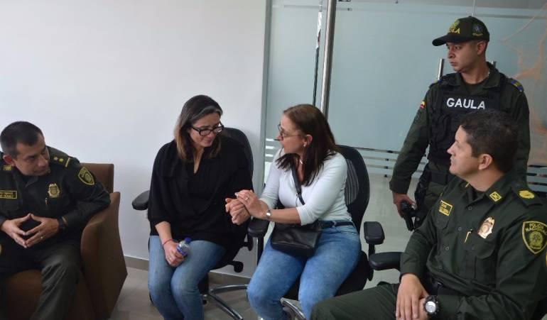 Liberada Claudia Restrepo, hermana de Juan Camilo Restrepo, jefe negociador con ELN