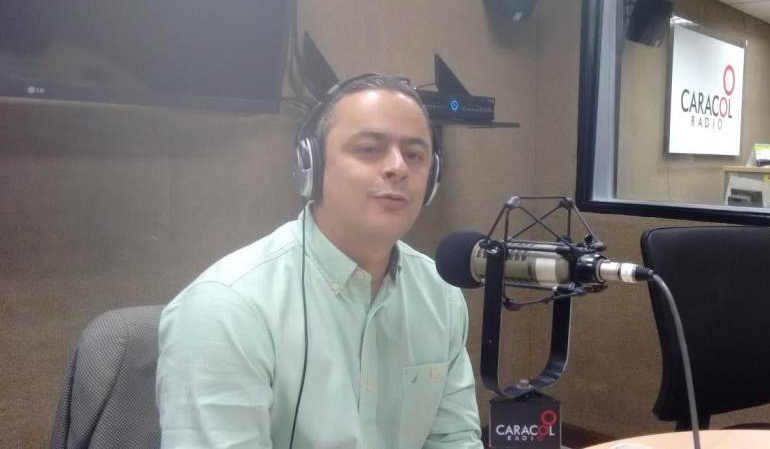 Juan Camilo Restrepo, presidente de Augura