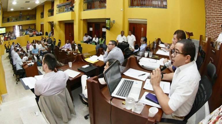 Concejo de Cartagena pide aplicar caducidad del contrato de recaudo de Transcaribe: Concejo de Cartagena pide aplicar caducidad del contrato de recaudo de Transcaribe
