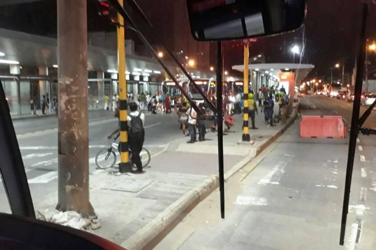 Transcaribe y Electricaribe tienen en jaque a Cartagena: Transcaribe y Electricaribe tienen en jaque a Cartagena