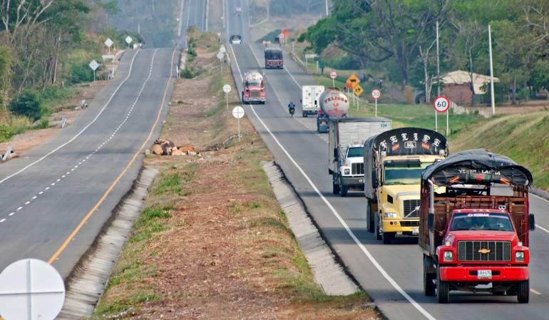Ministerio de Transporte celebró haber retomado exitosamente la Ruta del Sol II