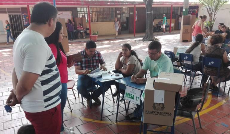 Desde este lunes comenzó inscripción de cédulas en puestos de votación