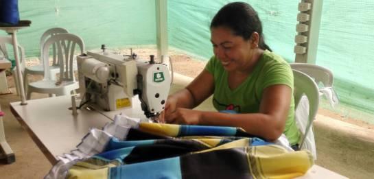 Zona veredal Pondores, La Guajira: Estas son las iniciativas productivas de las Farc en Pondores, La Guajira