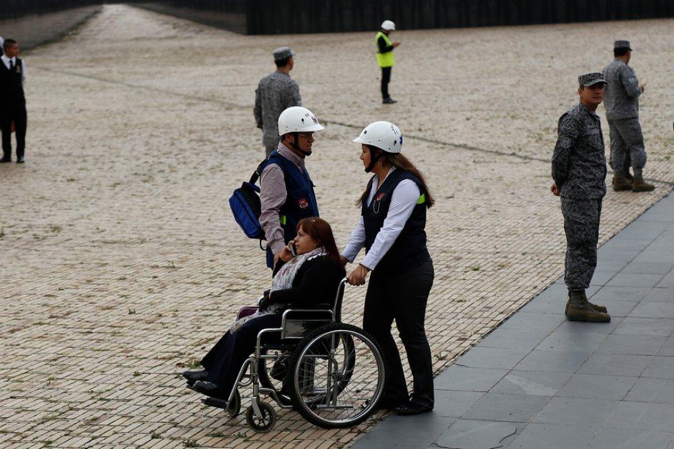 El simulacro nacional tuvo acogida en varias ciudades del país como Cali, Medellín, Bogotá, Ibague y Cartagena.