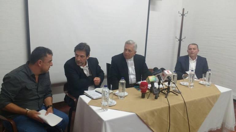 Cese al Fuego ELN en el Valle del Cauca: Instalado Comité Diocesano del Valle, que verificará Cese al Fuego entre Gobierno y ELN