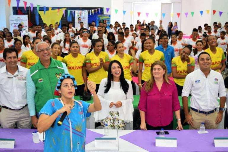 Gobernación de Bolívar clausuró semana sobre prevención del embarazo adolescente: Gobernación de Bolívar clausuró semana sobre prevención del embarazo adolescente