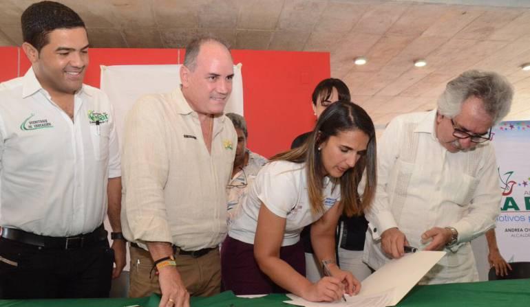 La Paz, Cesar Universidad Nacional ministra de Educación Yaneth Giha: Aprueban creación de la Universidad Nacional sede La Paz, Cesar