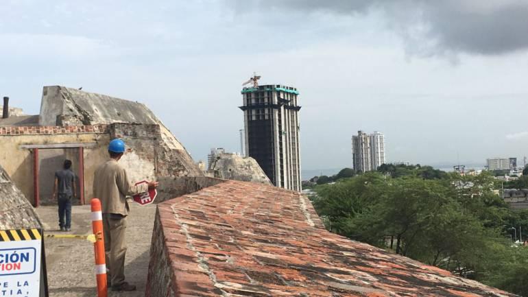 Resultado de imagen para edificio acuarela cartagena