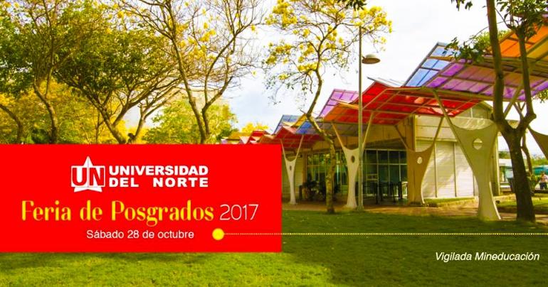EDUCACIÓN: Feria de Posgrados 2017