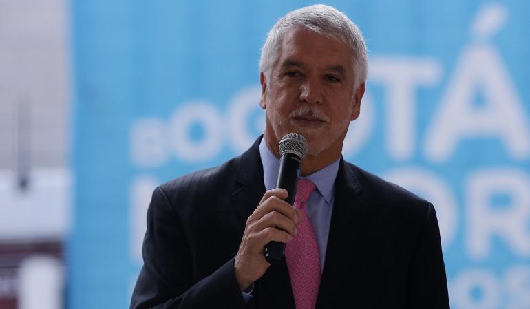 Registraduría avala revocatoria Enrique Peñalosa: Registraduría avala revocatoria del alcalde Enrique Peñalosa
