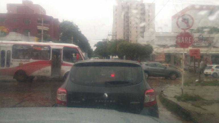 Emergencias por lluvias: Emergencias por lluvias en Barranquilla