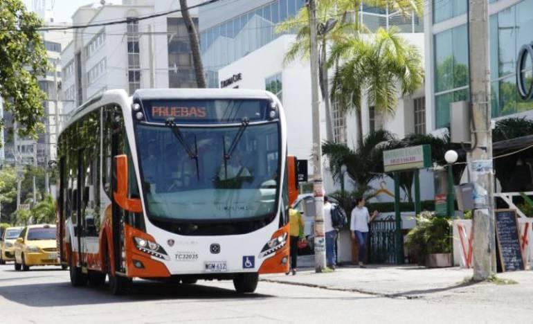 Ruta Transcaribe a Bocagrande aumentara a tres mil pesos: Ruta Transcaribe a Bocagrande aumentara a tres mil pesos
