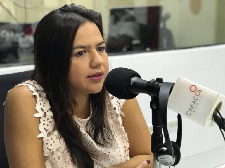 """A pesar de la crisis, Cartagena cree"": secretaria de Hacienda de Cartagena, Sibila Carreño: ""A pesar de la crisis, Cartagena cree"": secretaria de Hacienda de Cartagena, Sibila Carreño"