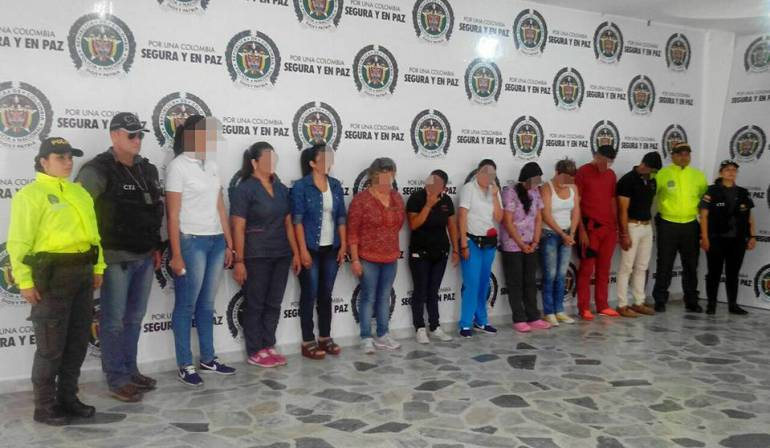 Ibague tortura 10 personas: Este lunes se reanuda audiencia contra 10 personas capturadas por acto de tortura