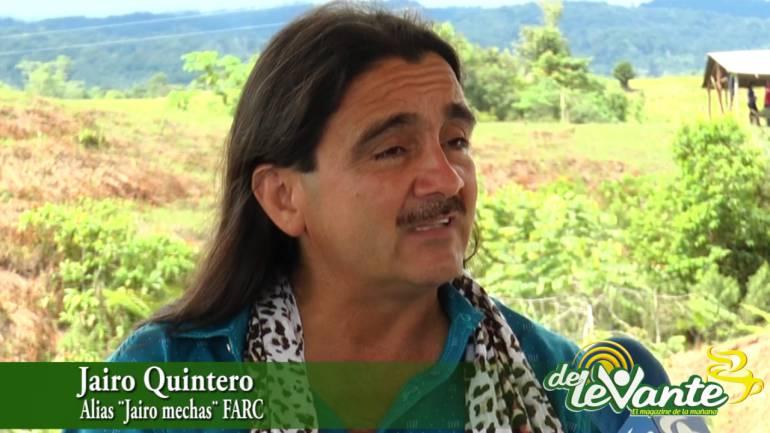 LAS FARC DEFINIERON SU CANDIDATO A LA CÁMARA POR SANTANDER JAIRO MECHAS BARRANCABERMEJA: Las Farc definieron su candidato a la Cámara por Santander