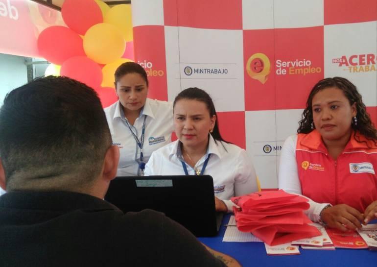 Hoy habrá Feria Nacional de Empleo y del Empresario en Cartagena