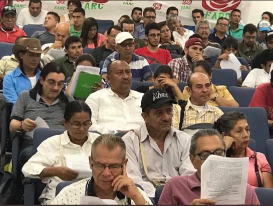 LAS FARC YA HICIERON LA PRIMERA REUNIÓN EN BUCARAMANGA: Farc hicieron primera reunión en Bucaramanga