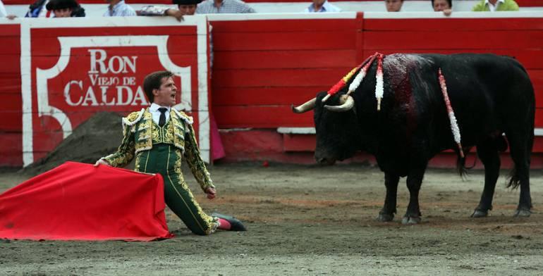 'El Juli' seis veces triunfador de la Feria de Manizales. En 2018 cerrará la 63 Temporada en un mano a mano con su compatriota Enrique Ponce.