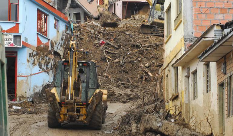 La Tragedia del barrio Cervantes ocurrió la madrugada del sábado 5 de noviembre de 2011 y cobró la vida de 48 personas.