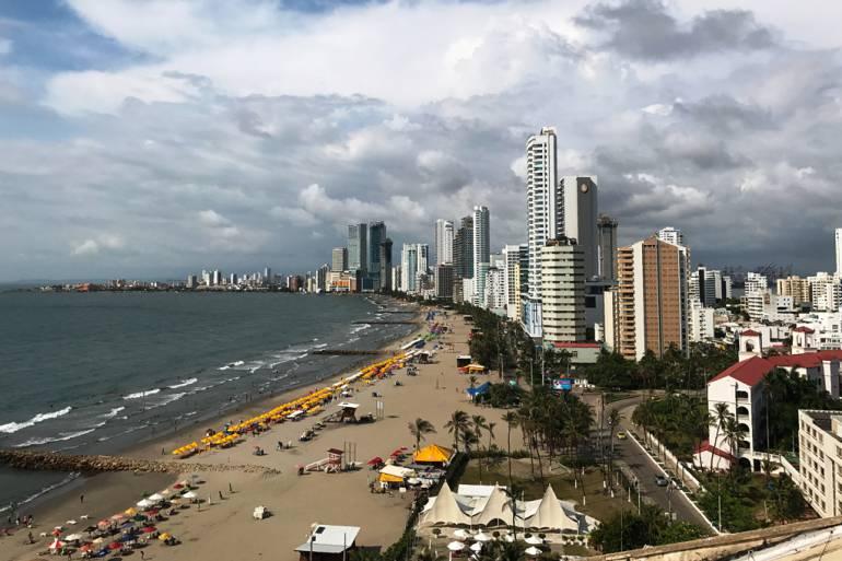 Proyecto de Protección Costera de Cartagena ya cuenta con su licencia ambiental: Proyecto de Protección Costera de Cartagena ya cuenta con su licencia ambiental