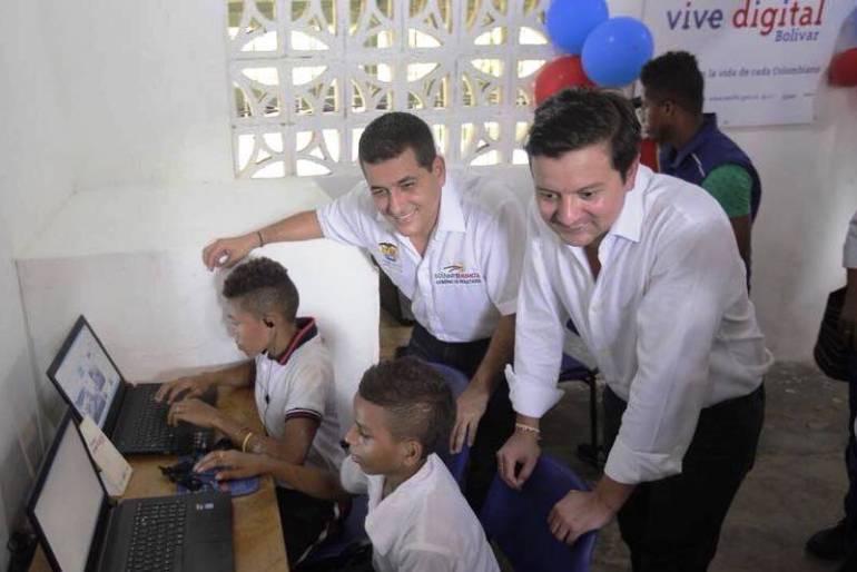 Wifi Gratis para vereda Verruguitas del corregimiento de Macayepo en el Carmen de Bolívar: Wifi Gratis para vereda Verruguitas del corregimiento de Macayepo en el Carmen de Bolívar