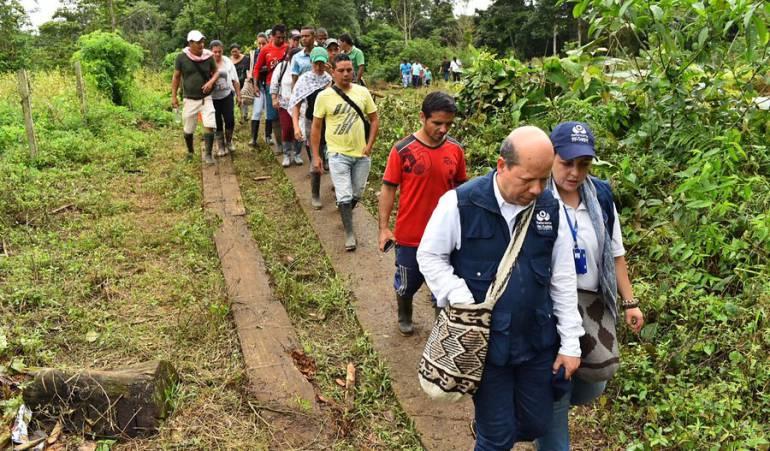 Tumaco victimización según el Cinep: Tumaco sigue registrando alto número de hechos de victimización según el Cinep