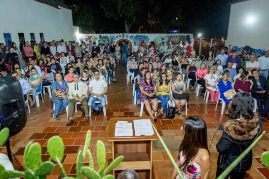 Exposición Ahí Están Pintadas Bucaramanga: Aquí se expone el arte de la mujer santandereana
