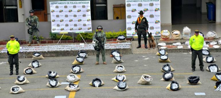 Capturan a 11 personas por distribuir explosivos en el nordeste y bajo Cauca de Antioquia