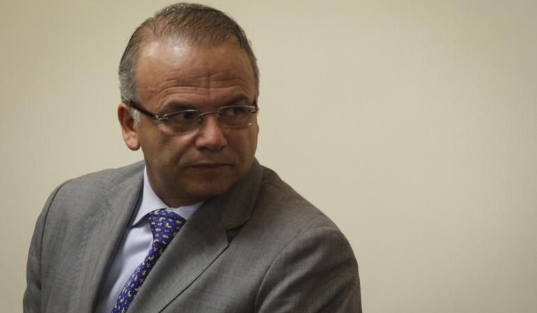 """Carrusel de contratos: """"Me consideraré inocente hasta el último día de mi vida"""": ex contralor de Bogotá"""