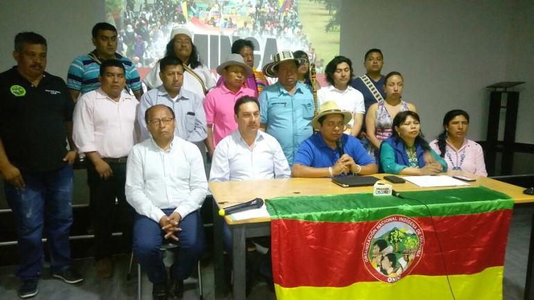Organización Nacional Indígena de Colombia informó que se levanta Minga Indígena en el país