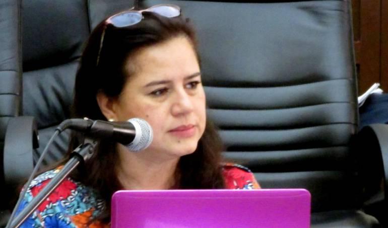 Gobierno del Cauca, Alejandra Miller Comisión de la Verdad: Ex secretaria de Gobierno del Cauca, Alejandra Miller, hará parte de la Comisión de la Verdad