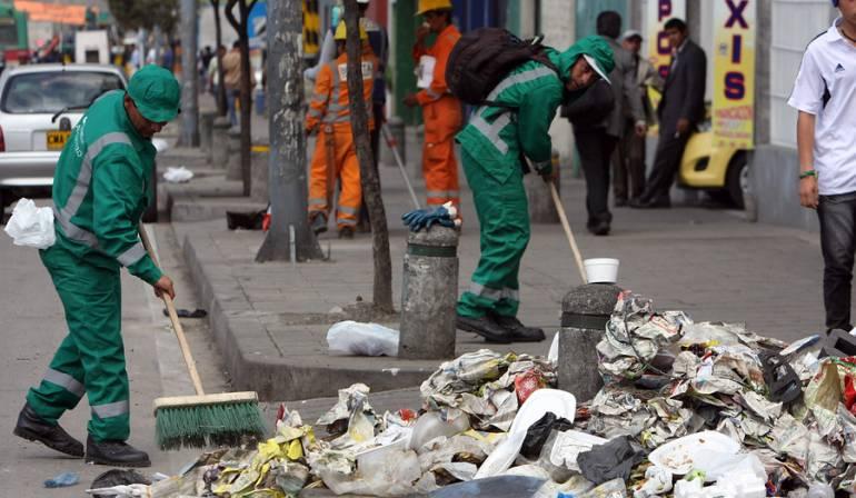 Licitación de aseo en Bogotá: Concejal con demanda busca frenar licitación de aseo en Bogotá