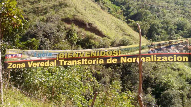 LAS FARC ITUANGO: Las Farc pide al Gobierno protección luego de asesinato de indultado en Ituango, Antioquia