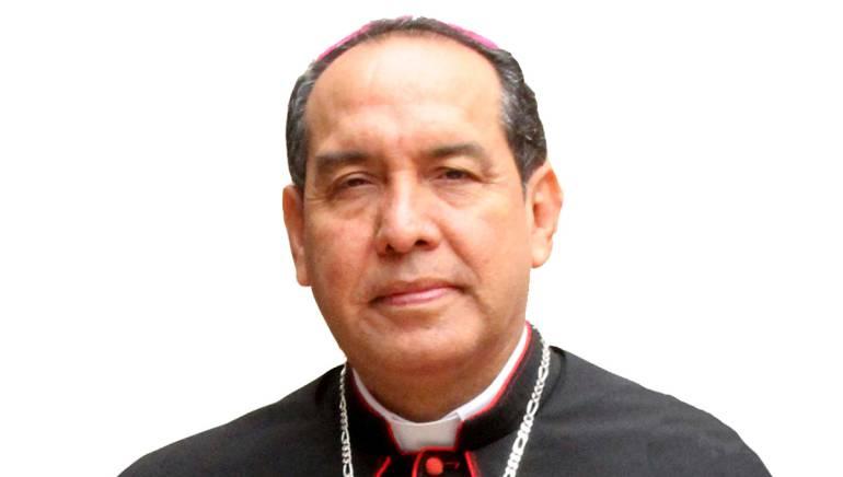 Monseñor Pablo Emiro Salas Anteliz, nuevo arzobispo de Barranquilla.