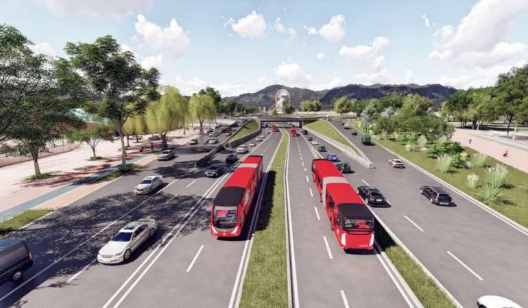 Transmilenio en Bogotá: Inician estudios para dos nuevas troncales de Transmilenio en Bogotá