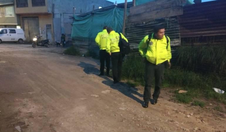 Bogotá escombros de construcció: Cierran predio donde se almacenaban escombros de construcción en Bogotá