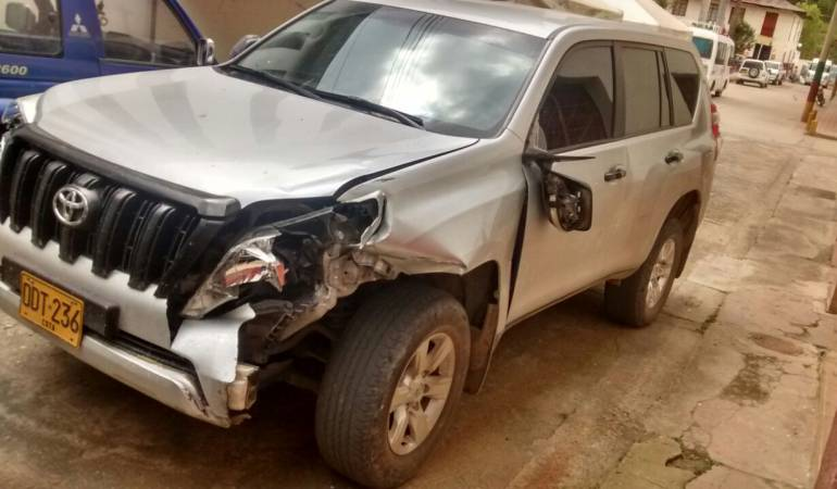 Alcalde de Cabrera accidente de tránsito borracho: Accidente de tránsito en vías de Cundinamarca deja dos heridos graves