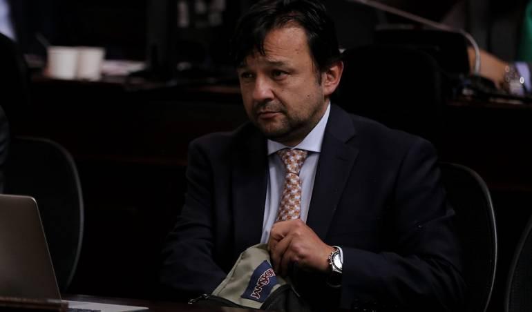 Secretario de Movilidad de Bogotá: Pliego de cargos contra secretario de Movilidad de Bogotá