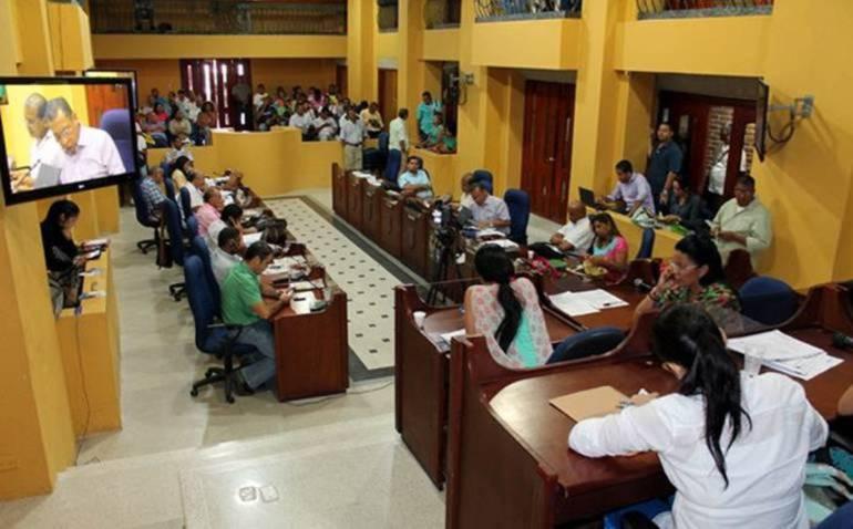 Hacienda, Participación, y Umata socializaron presupuesto para 2018 en Cartagena