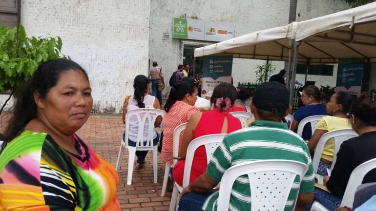 Comenzó caracterización de víctimas del conflicto armado en Cartagena