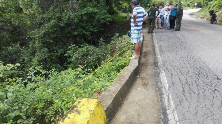 Accidentes Tolima: Tres personas mueren en accidente de tránsito en el sur del Tolima
