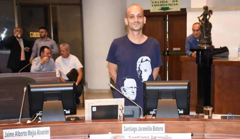 Centro Democrático ya informó al Concejo de Medellín sobre expulsión de Santiago Jaramillo