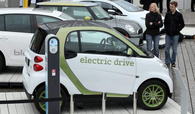 Alquiler de autos eléctricos en Bogotá: En Bogotá, se alquilarán autos eléctricos por una movilidad sostenible