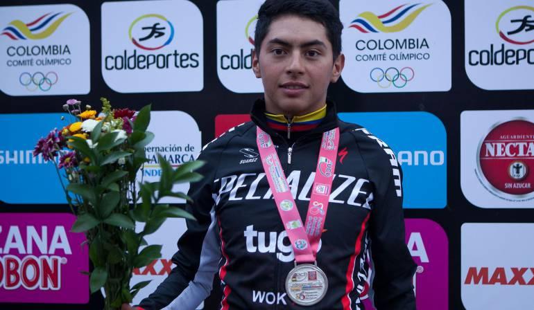 Ciclista colombiano Zipaquirá a España Alberto Contador: Ciclista colombiano: de Zipaquirá a España