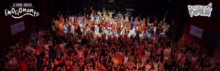 Navidad Teatro Corfescu Emocionante Domingos Familia: La navidad llega al escenario del Corfescu